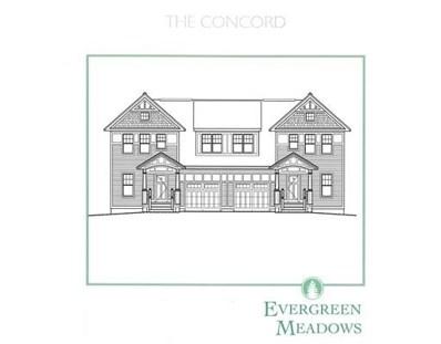 59 Evergreen Avenue UNIT LOT 13, Bedford, MA 01730 - MLS#: 72393008