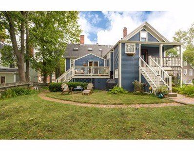 58 Pleasant St UNIT 2, Marblehead, MA 01945 - MLS#: 72393069