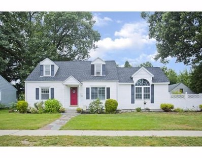 43 Queen Ave, West Springfield, MA 01089 - MLS#: 72393161
