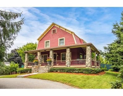 196 Franklin St, Stoneham, MA 02180 - MLS#: 72393164
