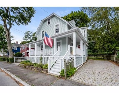 37 Devereux Street, Marblehead, MA 01945 - MLS#: 72393189