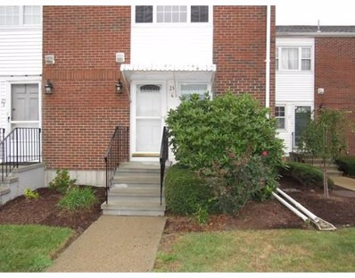 41 Foundry Street UNIT 23-4, Easton, MA 02375 - MLS#: 72393258