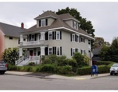 112 Manthorne Rd UNIT 1, Boston, MA 02132 - MLS#: 72393303