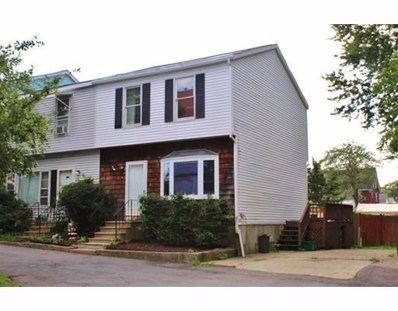58 Fay Street UNIT 4, Lowell, MA 01852 - MLS#: 72393383