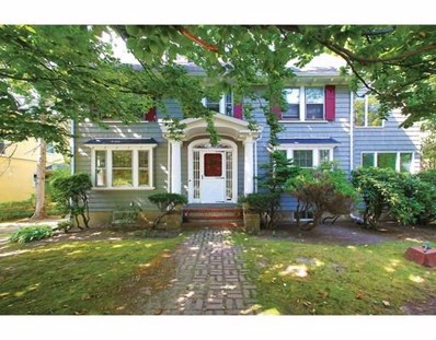 273 Ward St, Newton, MA 02459 - MLS#: 72393403