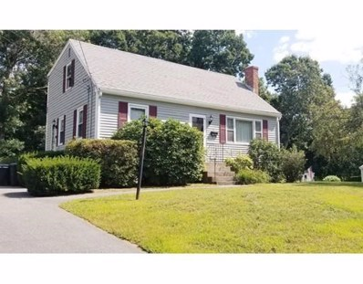 18 Richard St, Foxboro, MA 02035 - #: 72393410