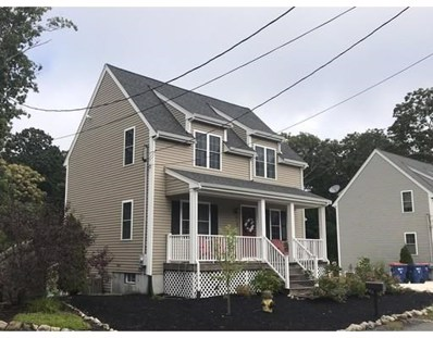 17 Cape Cod Ave, Plymouth, MA 02360 - MLS#: 72393444