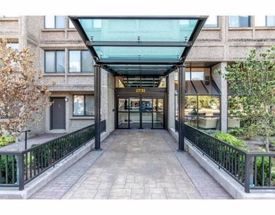 1731 Beacon St UNIT 411, Brookline, MA 02445 - MLS#: 72393509