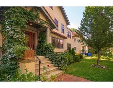 59 Green St UNIT A, Brookline, MA 02446 - MLS#: 72393548
