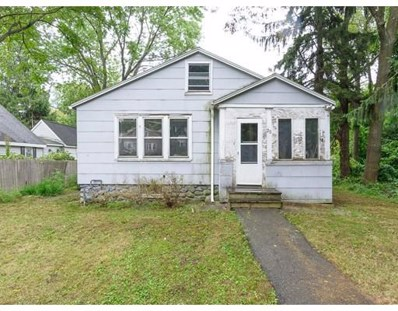 23 Maybrook Place, Worcester, MA 01602 - MLS#: 72393599