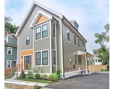 45 Hubbard Avenue, Cambridge, MA 02140 - MLS#: 72393659