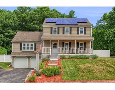 16 Stone Hedge Dr, Leominster, MA 01453 - MLS#: 72393691