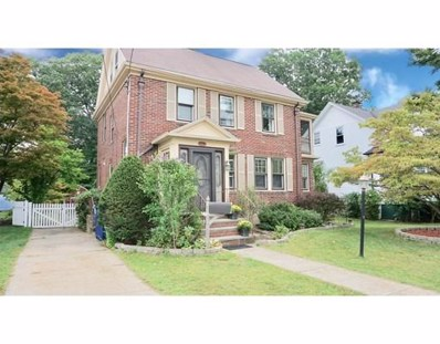 671 Lagrange, Boston, MA 02132 - MLS#: 72393705