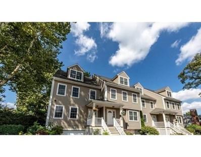 1407 Centre Street UNIT 1407, Boston, MA 02132 - MLS#: 72393740
