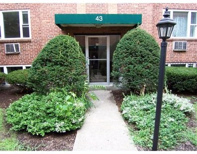 43 Colborne Road UNIT B2, Boston, MA 02135 - MLS#: 72393833