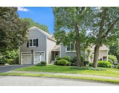 17 Oak St UNIT 17, Wellesley, MA 02482 - MLS#: 72393854