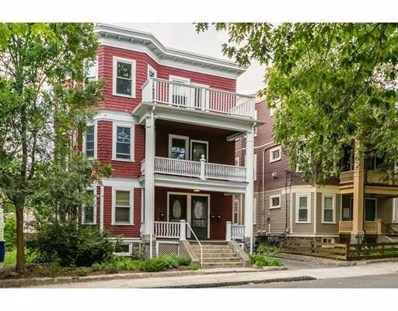 10 Banks Street UNIT 3, Somerville, MA 02144 - MLS#: 72393880