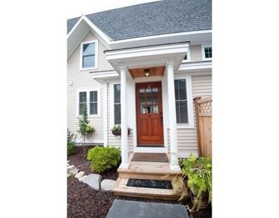 32 N Prospect Street UNIT 5, Amherst, MA 01002 - MLS#: 72393905