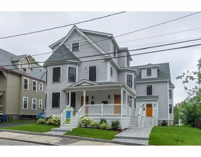 44 Evergreen Street UNIT 2, Boston, MA 02130 - MLS#: 72393914