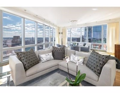 500 Atlantic Ave UNIT 17K, Boston, MA 02210 - MLS#: 72393964