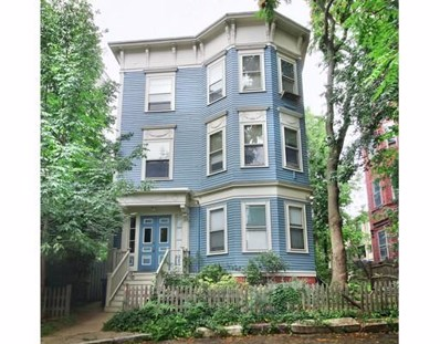 10 Arnold Circle UNIT 3, Cambridge, MA 02139 - MLS#: 72393966