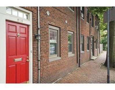210 Third Street, Cambridge, MA 02141 - MLS#: 72394028