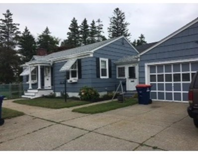54 Stackhouse Street, New Bedford, MA 02740 - MLS#: 72394035
