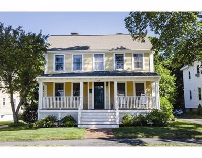129 Norwood Ave, Newton, MA 02460 - MLS#: 72394041