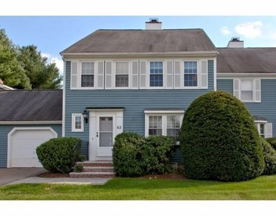 62 Fairway Circle UNIT 62, Natick, MA 01760 - MLS#: 72394087