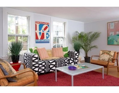 75 Cushing Street UNIT 75, Cambridge, MA 02138 - MLS#: 72394094