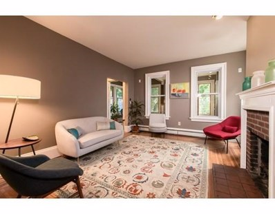 52 Madison Street, Somerville, MA 02143 - MLS#: 72394143