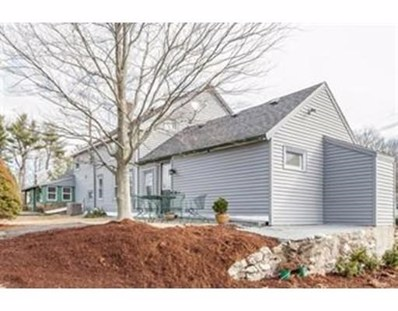 1752 Washington St, Canton, MA 02021 - MLS#: 72394273