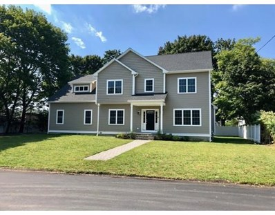 8 Whittier Road, Natick, MA 01760 - MLS#: 72394291