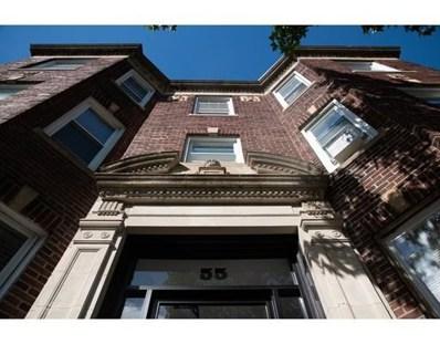 55 Thatcher St UNIT 5, Brookline, MA 02446 - MLS#: 72394295
