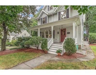 22 Stone Avenue, Winchester, MA 01890 - MLS#: 72394369
