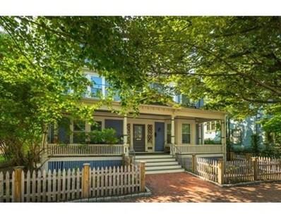 58 Garfield Street, Cambridge, MA 02138 - MLS#: 72394400