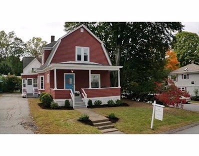 8 Everett St, Hudson, MA 01749 - MLS#: 72394478