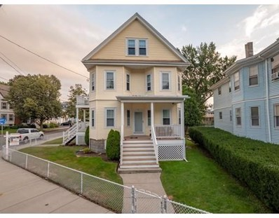41 Beach St UNIT B, Malden, MA 02148 - MLS#: 72394538