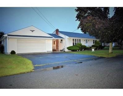 187 Winston St, New Bedford, MA 02745 - MLS#: 72394571