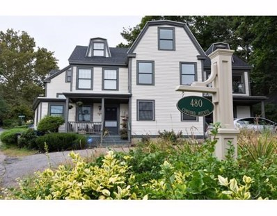 480 Concord Ave UNIT D, Belmont, MA 02478 - MLS#: 72394576
