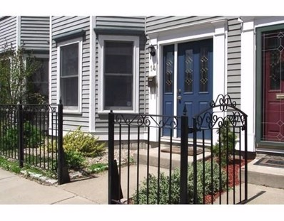14 Roseclair Street UNIT 1, Boston, MA 02125 - MLS#: 72394604