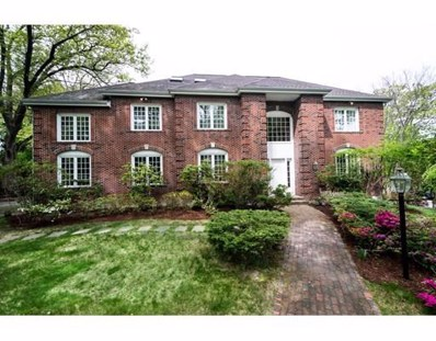 7 Reservoir Ave, Newton, MA 02467 - MLS#: 72394605
