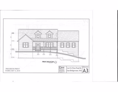 Lot 4 West Pond Street, East Bridgewater, MA 02333 - MLS#: 72394663