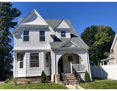 381 Moraine St, Brockton, MA 02301 - MLS#: 72394676
