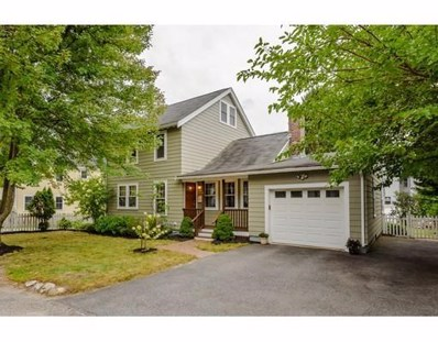 9 Birch St, Belmont, MA 02478 - MLS#: 72394682