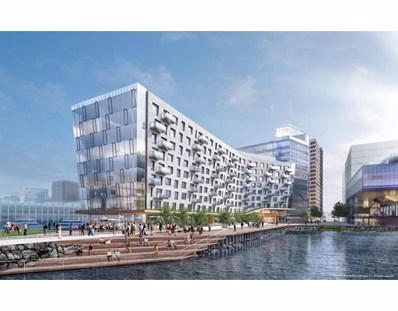 300 Pier 4 Blvd UNIT 8G, Boston, MA 02210 - MLS#: 72394757