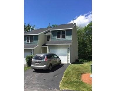 19 Old Mill Lane UNIT 141, Templeton, MA 01468 - MLS#: 72394805