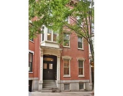 45 Chestnut Street, Boston, MA 02129 - MLS#: 72394856