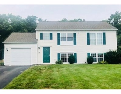 44 Long Duck Pond, Plymouth, MA 02360 - MLS#: 72394982