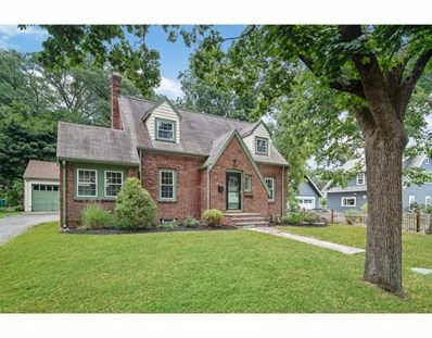 1 Parker Rd, Winchester, MA 01890 - MLS#: 72395011